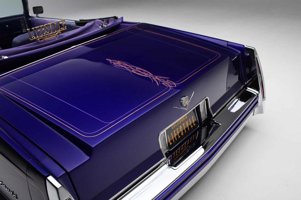 1979 CADILLAC LE CABRIOLET custom tuning hot rods rod gangsta lowrider wallpaper