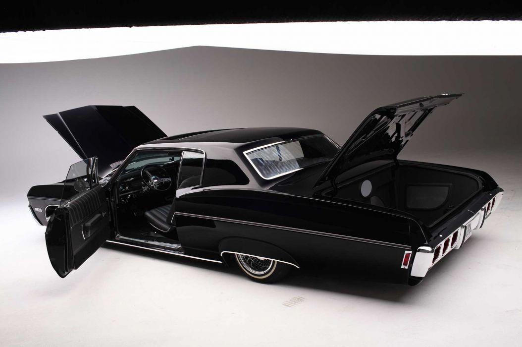 1968 CHEVROLET IMPALA SS custom tuning hot rods rod gangsta lowrider wallpaper