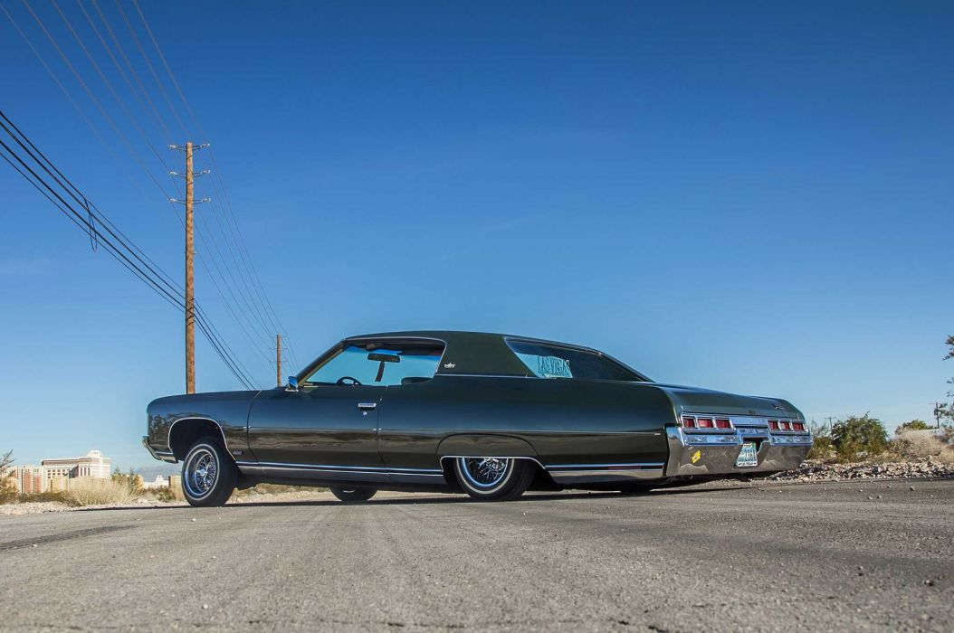 1971 CHEVROLET CAPRICE custom tuning hot rods rod gangsta lowrider wallpaper