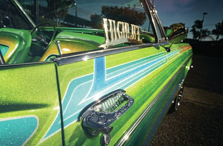 1966 CHEVROLET IMPALA SUPER SPORT custom tuning hot rods rod gangsta lowrider wallpaper