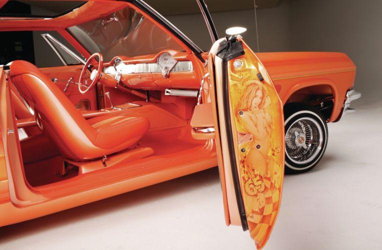 1965 CHEVROLET IMPALA SS custom tuning hot rods rod gangsta lowrider wallpaper