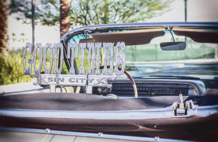 1963 CHEVROLET IMPALA CONVERTIBLE SS custom tuning hot rods rod gangsta lowrider wallpaper
