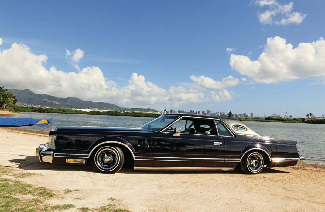 1979 LINCOLN MARK V custom tuning hot rods rod gangsta lowrider wallpaper