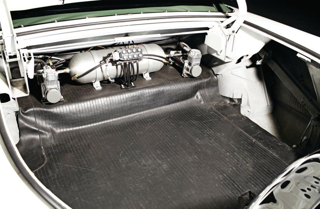 1958 CHEVROLET IMPALA CONVERTIBLE custom tuning hot rods rod gangsta lowrider wallpaper