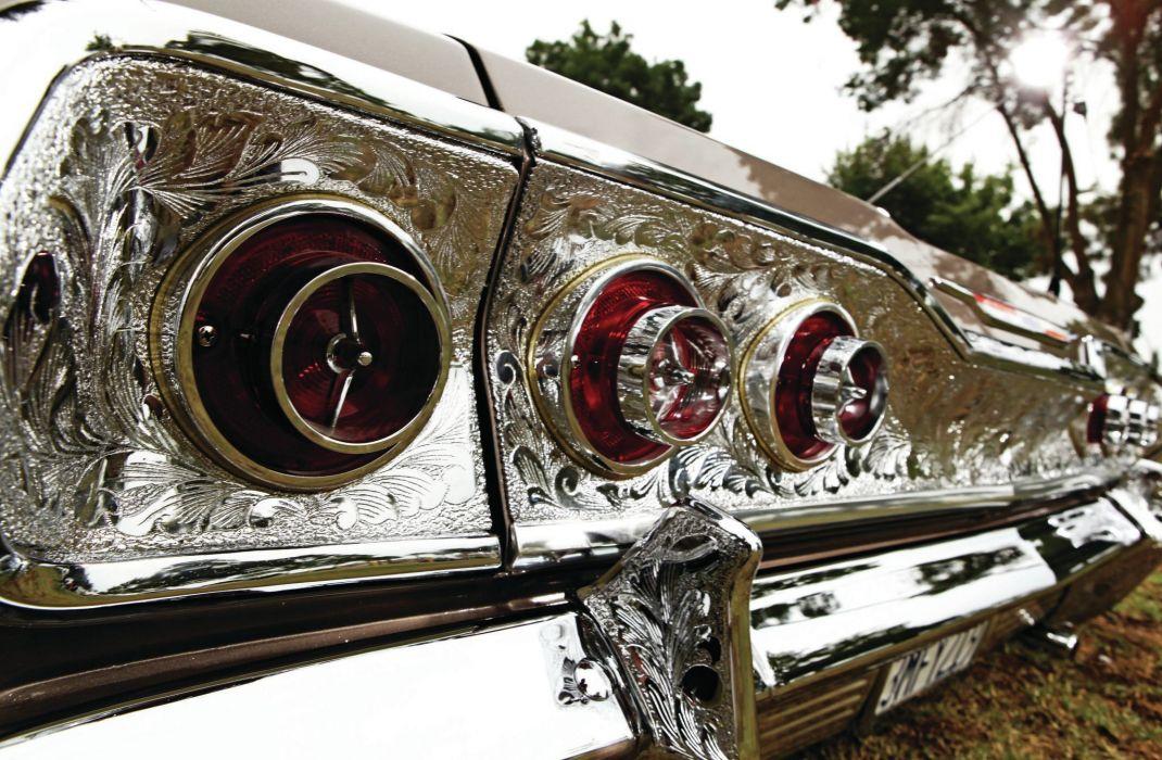 CHEVROLET IMPALA custom tuning hot rods rod gangsta lowrider wallpaper