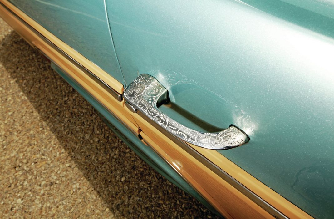1966 CHEVROLET CAPRICE ESTATE WAGON custom tuning hot rods rod gangsta lowrider stationwagon wallpaper