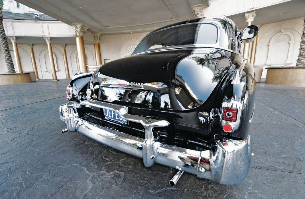 1952 CHEVROLET DELUXE custom tuning hot rods rod gangsta lowrider wallpaper