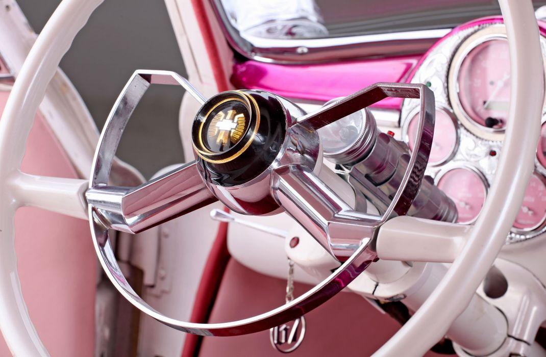 1950 CHEVROLET DELUXE custom tuning hot rods rod gangsta lowrider wallpaper