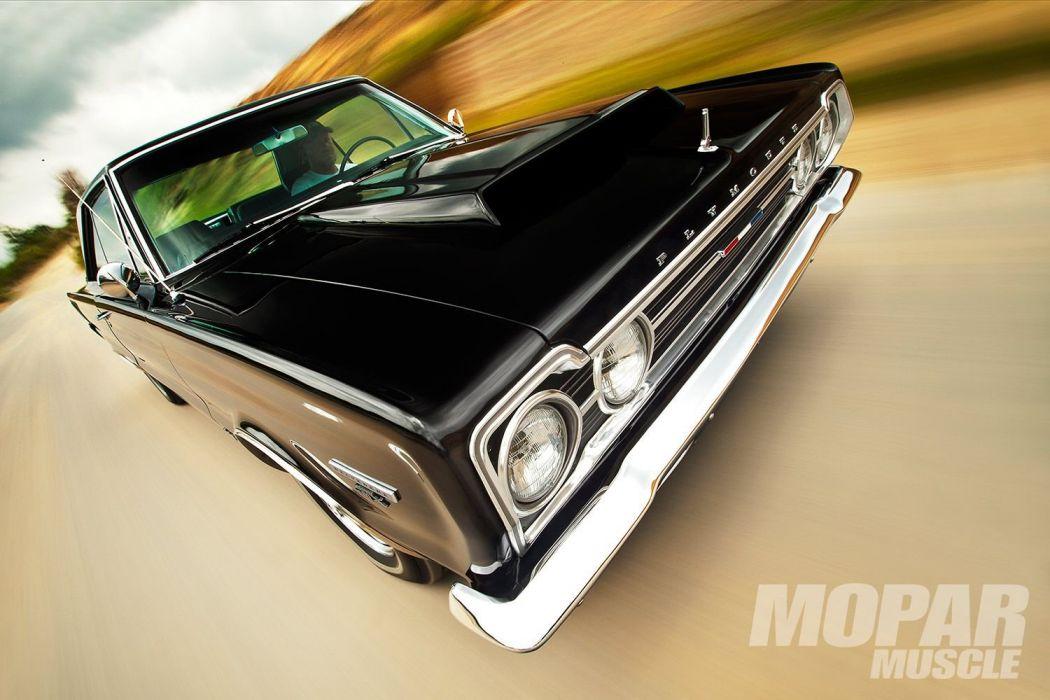 1967 Plymouth Belvedere GTX 526 Muscle Street Machine Super Hardtop USA -04 wallpaper