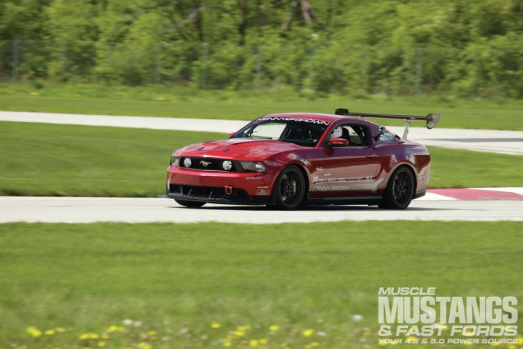 2011 Ford Mustang GT4 RS Kenny Brown Autobahn Edition Pro Touring Super Street USA -03 wallpaper