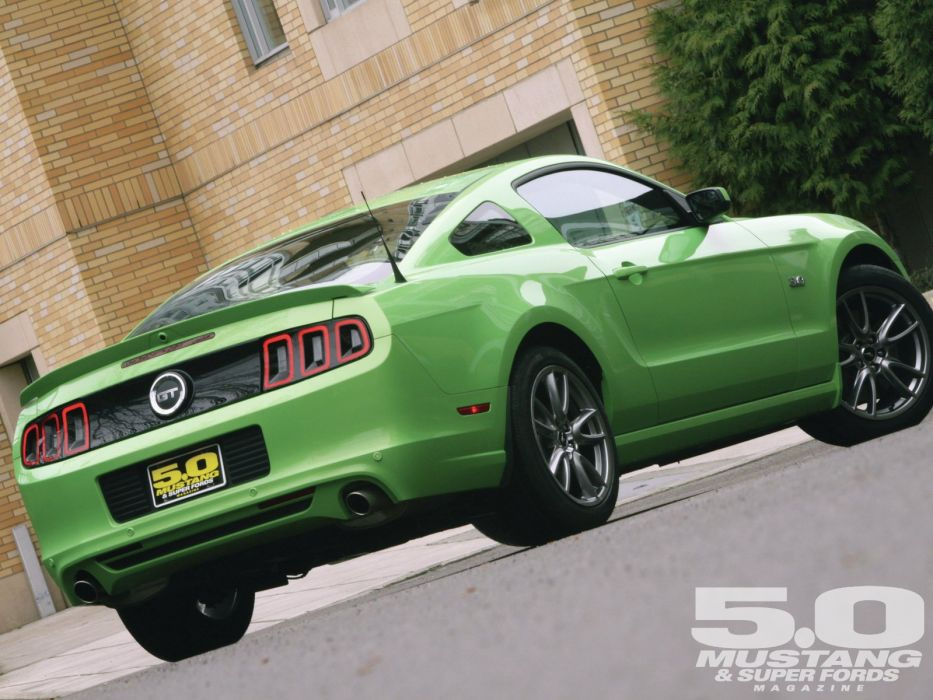 2013 Ford Mustang GT Impulse Equation Pro Touring Super Street USA -02 wallpaper