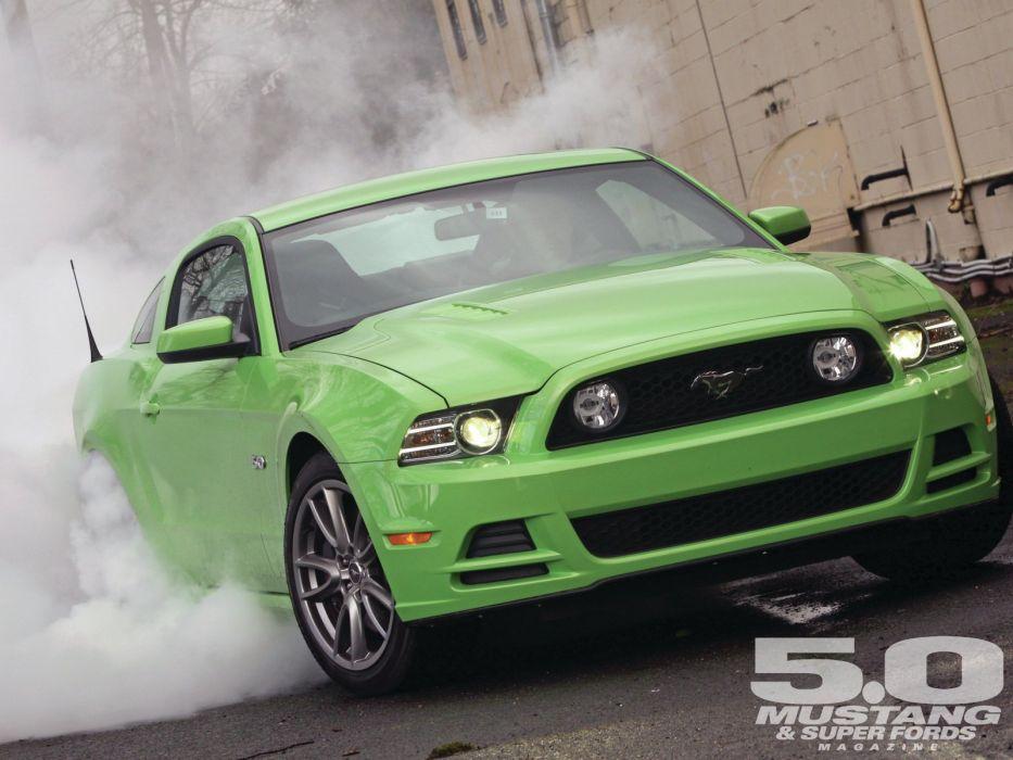 2013 Ford Mustang GT Impulse Equation Pro Touring Super Street USA -03 wallpaper