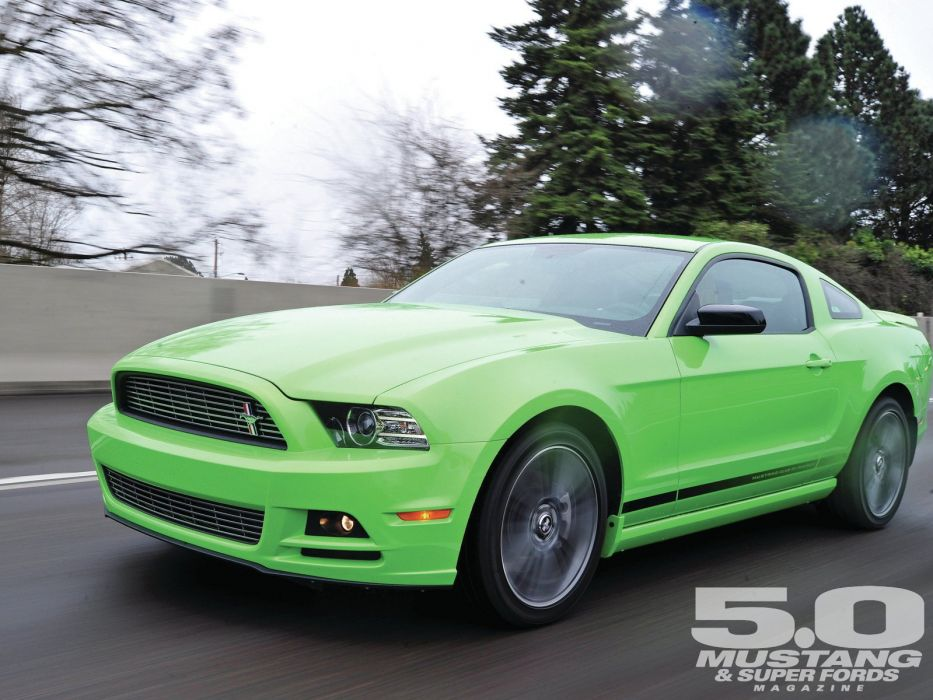 2013 Ford Mustang GT Impulse Equation Pro Touring Super Street USA -04 wallpaper