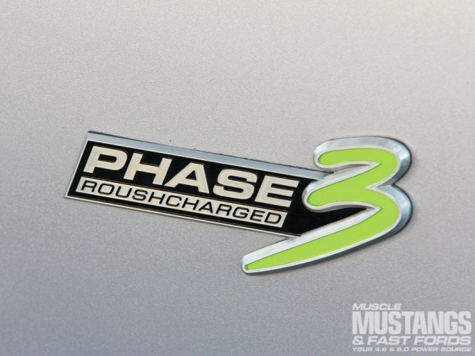 2013 Ford Mustang Roush Phase-3 Pro Touring Super Street USA -04 wallpaper