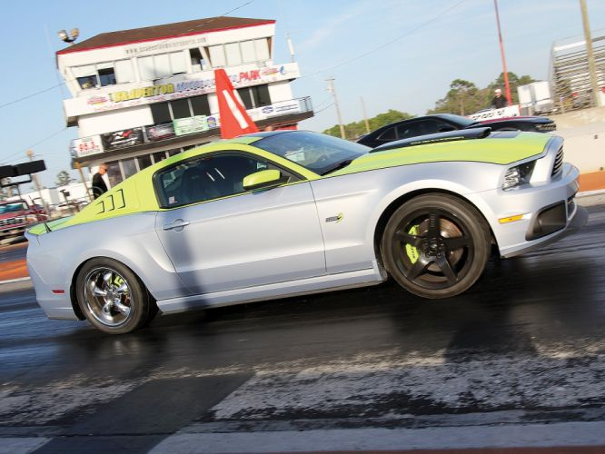 2013 Ford Mustang Roush Phase-3 Pro Touring Super Street USA -05 wallpaper