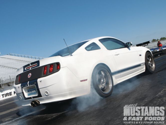 2013 Ford Mustang Shelby 350 GT Pro Touring Super Street USA -03 wallpaper