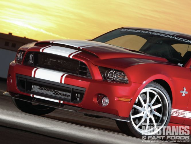 2013 Ford Mustang Shelby GT500 Super Street Muscle USA -05 wallpaper