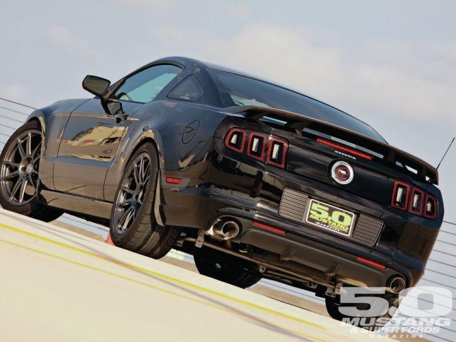 2013 Ford Mustang Steeda Boss 302 LS Super Street Pro Touring USA -02 wallpaper