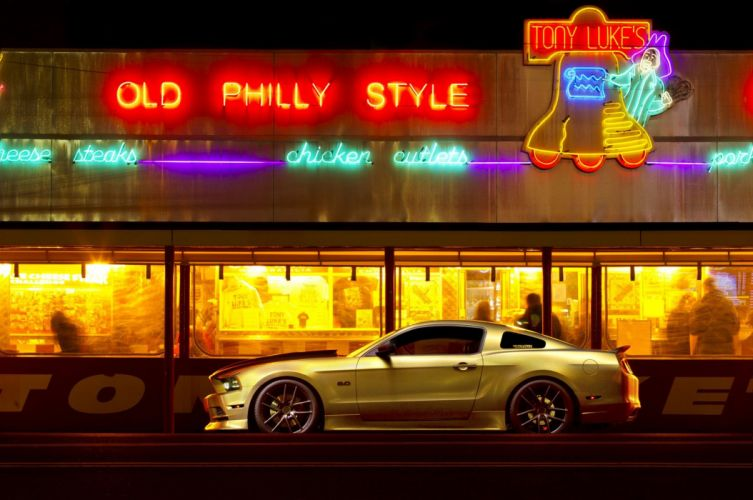 2013 Ford Mustang-S 5 0 Pro Touring Super Street USA -05 wallpaper