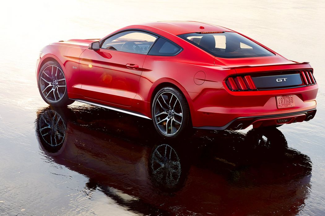 2015 Ford Mustang GT 5 0 Muscle Super Car USA -02 wallpaper