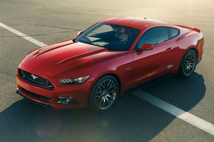 2015 Ford Mustang GT 5 0 Muscle Super Car USA -03 wallpaper