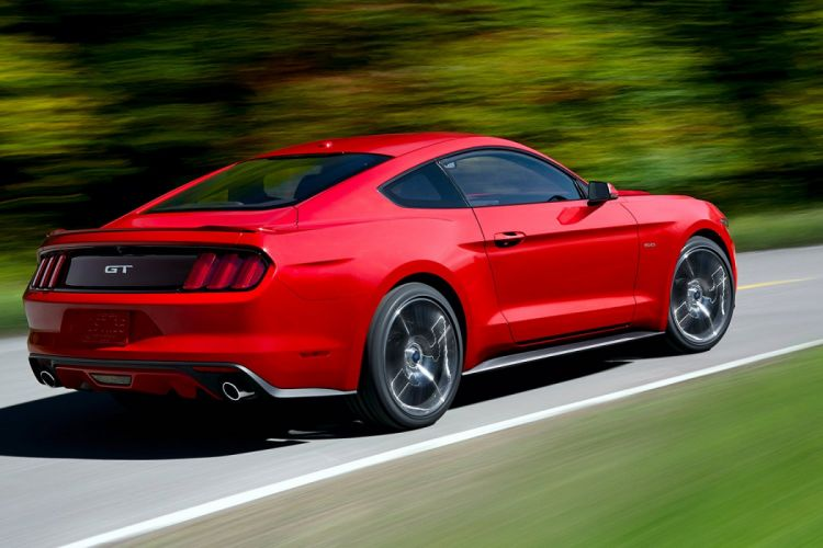 2015 Ford Mustang GT 5 0 Muscle Super Car USA -04 wallpaper