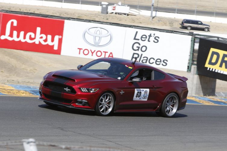 2015 Ford Mustang Shelby Super-Snake Super Car Street Pro Touring USA -04 wallpaper