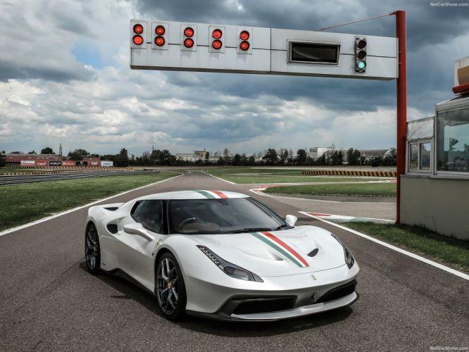 Ferrari 2016 458 MM Speciale cars wallpaper