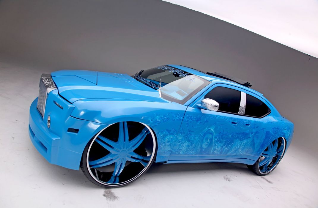 2006 Dodge Charger Custom Tuning Hot Rods Rod Gangsta