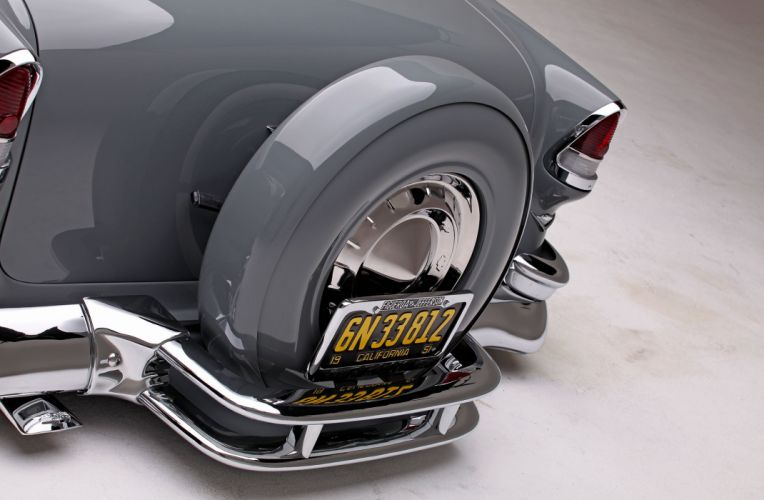 1955 CHEVROLET BEL AIR custom tuning hot rods rod gangsta lowrider wallpaper