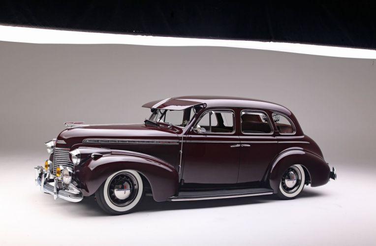 1940 CHEVROLET SPECIAL DELUXE custom tuning hot rods rod gangsta lowrider wallpaper