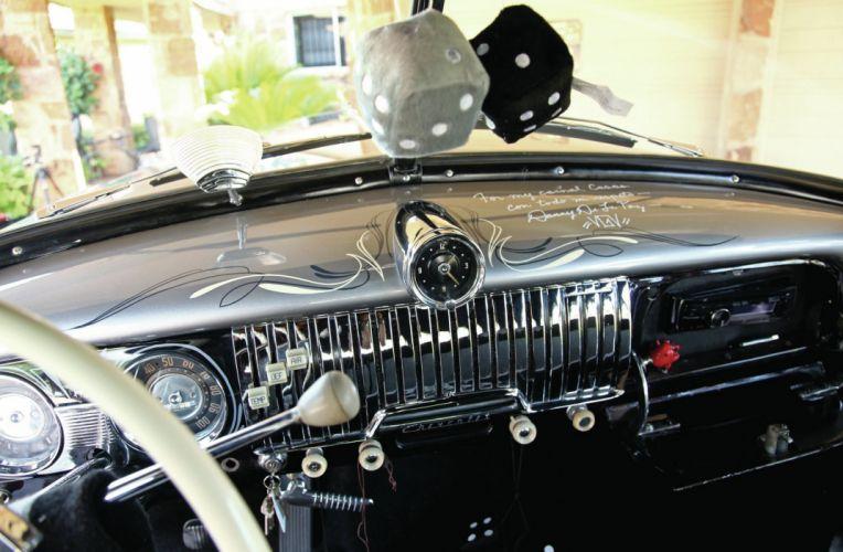 1951 CHEVROLET DELUXEcustom tuning hot rods rod gangsta lowrider wallpaper