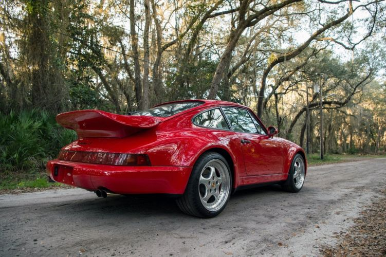 porsche 964 wallpaper with Porsche 911 Turbo 3 6 S Flachbau Us Spec Cars Red  964  1994 on Porsche 911 Turbo 3 6 S Flachbau US Spec cars red  964  1994 besides Chinese Fantasy Temple Wallpaper 470514 additionally A New Singer 911 together with  likewise 2003 Porsche 911 Overview C3389.