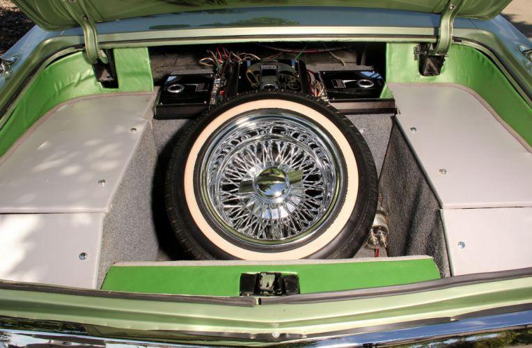 1970 CHEVROLET IMPALA CONVERTIBLE custom tuning hot rods rod gangsta lowrider wallpaper