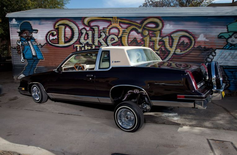 1985 OLDSMOBILE CUTLASS custom tuning hot rods rod gangsta lowrider wallpaper