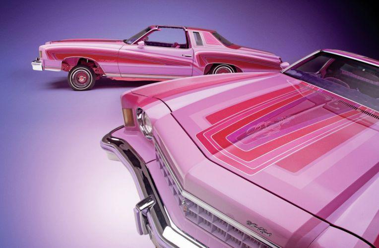 1975 CHEVROLET MONTE CARLO custom tuning hot rods rod gangsta lowrider wallpaper