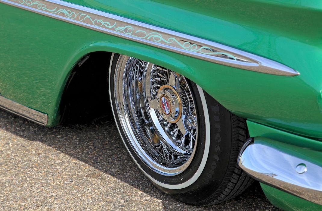 1959 CHEVROLET EL CAMINO custom tuning hot rods rod gangsta lowrider pickup truck wallpaper