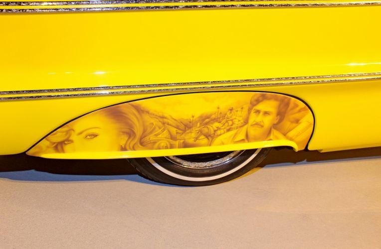 1964 CHEVROLET IMPALA CONVERTIBLE custom tuning hot rods rod gangsta lowrider wallpaper