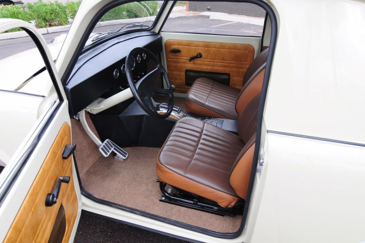 1987 TRABANT 601 DELUXE custom tuning hot rods rod gangsta lowrider pickup wallpaper