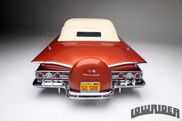 1960 CHEVROLET IMPALA CONVERTIBLE custom tuning hot rods rod gangsta lowrider wallpaper