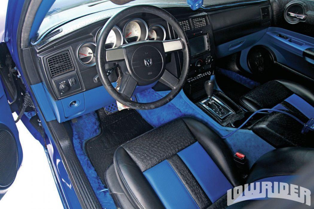 2008 Dodge Charger Custom Tuning Hot Rods Rod Gangsta Lowrider Wallpaper 1500x1000 973635 Wallpaperup