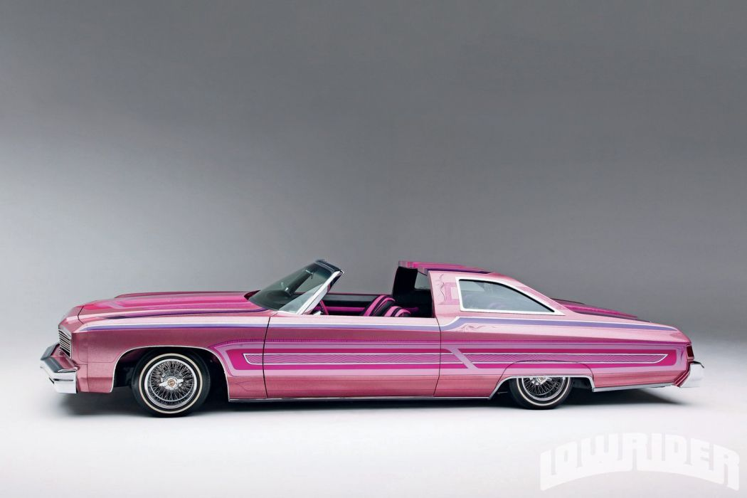 1976 CHEVROLET CAPRICE custom tuning hot rods rod gangsta lowrider wallpaper
