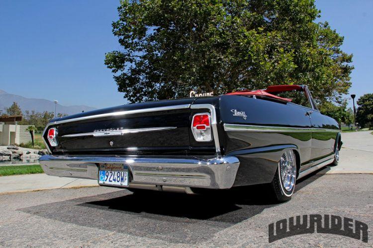 1963 CHEVROLET NOVA custom tuning hot rods rod gangsta lowrider wallpaper