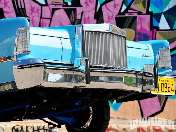 1975 LINCOLN MARK IV custom tuning hot rods rod gangsta lowrider wallpaper