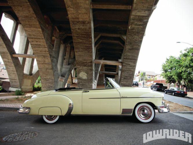 1949 CHEVROLET DELUXE custom tuning hot rods rod gangsta lowrider wallpaper