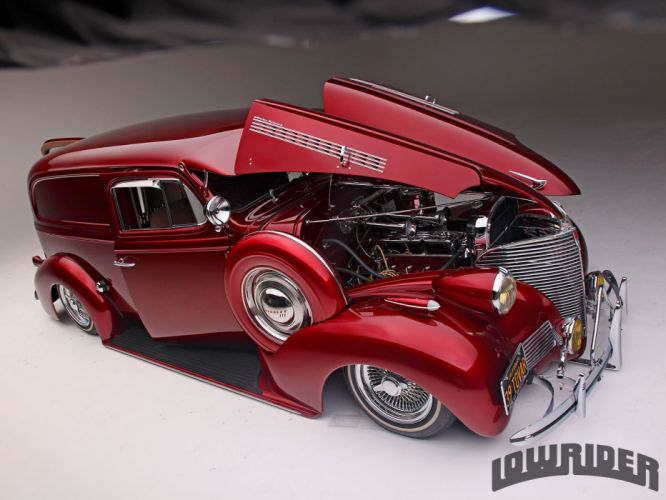 1939 CHEVROLET SEDAN DELIVERY custom tuning hot rods rod gangsta lowrider wallpaper