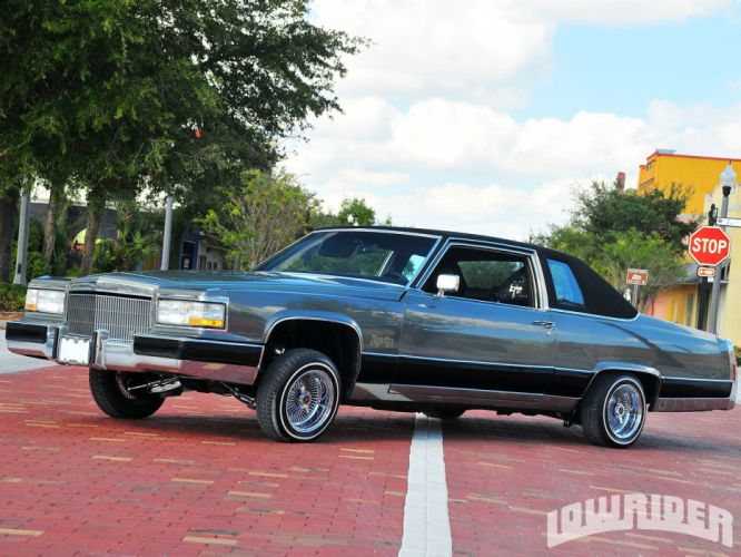 1977 CADILLAC DEVILLE custom tuning hot rods rod gangsta lowrider wallpaper