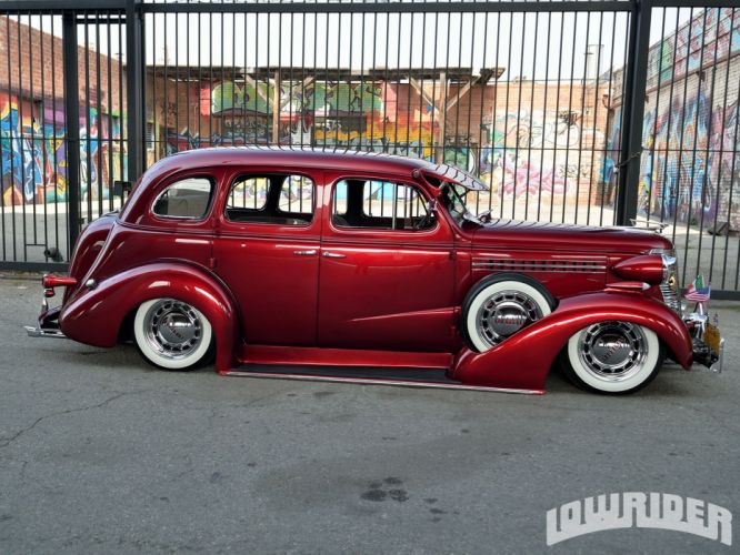 1938 CHEVROLET MASTER DELUXE custom tuning hot rods rod gangsta lowrider wallpaper