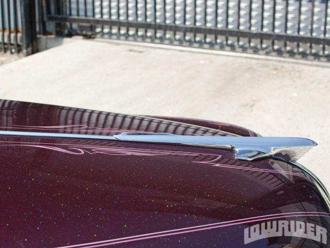 1952 CHEVROLET FLEETLINE DELUXE custom tuning hot rods rod gangsta lowrider wallpaper