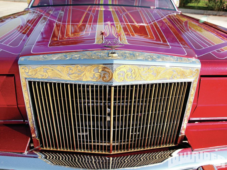 1981 LINCOLN MARK VI COUPE custom tuning hot rods rod gangsta lowrider wallpaper